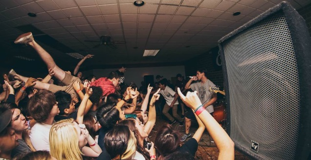 Knuckle Puck Present New Song