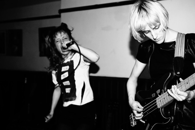 PETROL GIRLS live