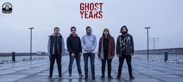 GHOST YEARS