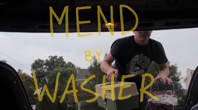 WASHER Mend video
