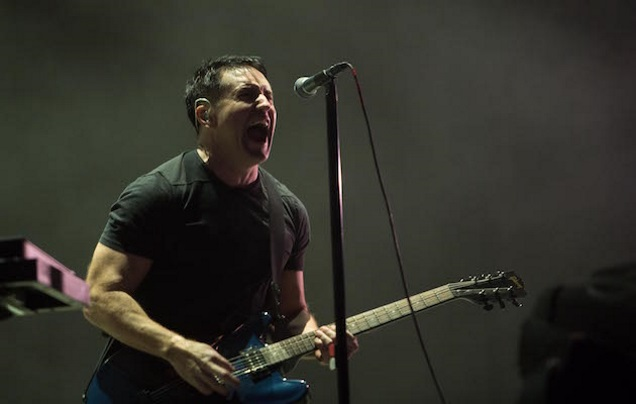 NIN by Rob Loud