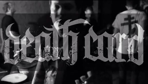 Tennessee Hardcore Metalcore Band DEATH CARD Innerstrength Records Release New Video For Barking Irons