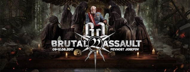 BRUTAL ASSAULT logo