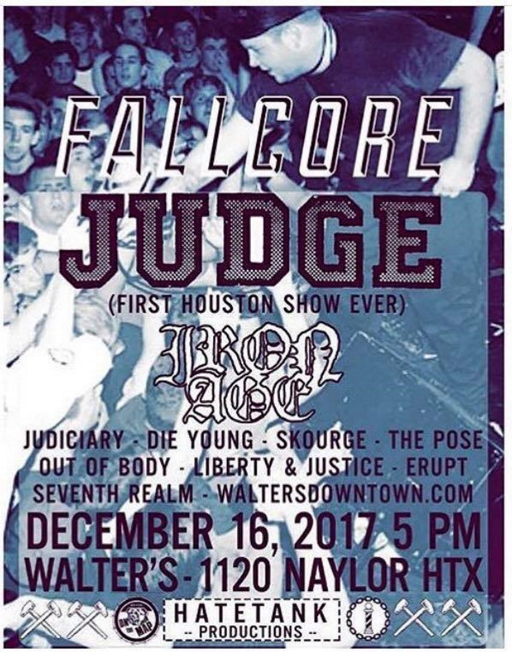 JUDGE Fallcore!