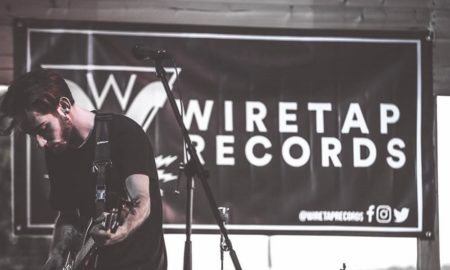 Wiretap Records by @drumsinfocus