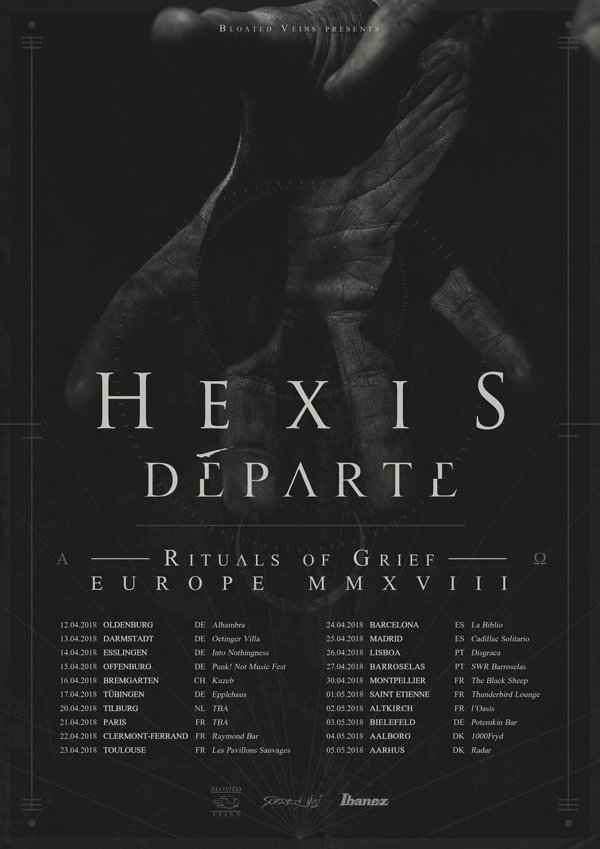HEXIS and DEPARTE live