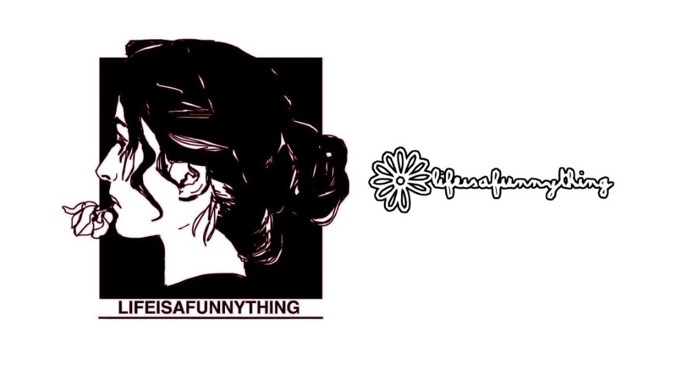 LIFEISAFUNNYTHING logo