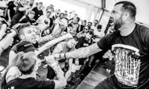 WAKE OF HUMANITY live at Fluff Fest by Call Me Killer