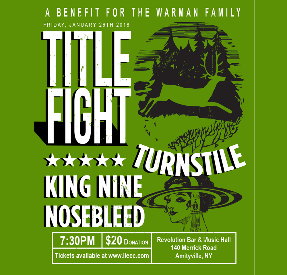 TITLE FIGHT!