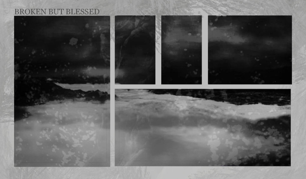 Broken But Blessed cover
