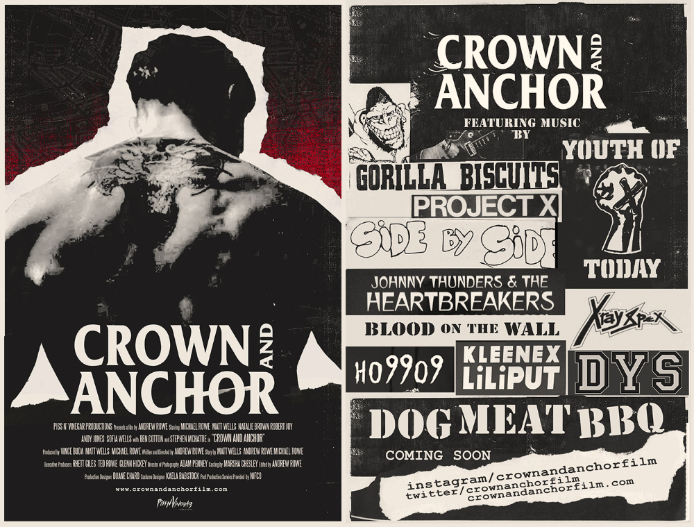 Crown And Anchor movie