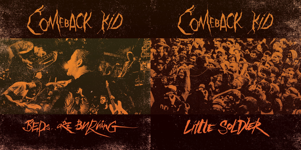 COMEBACK KID new release