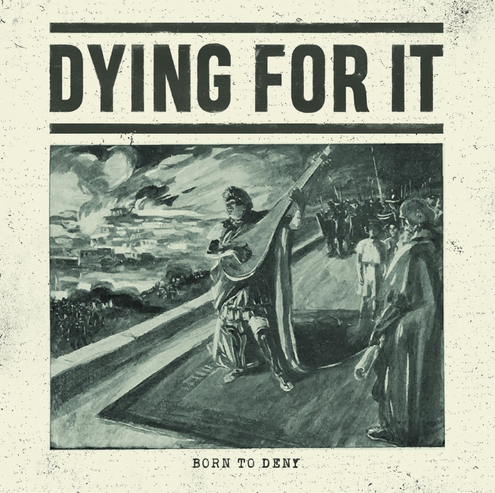 DYING FOR IT cover