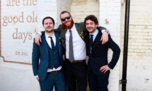 TOR band by Ravenscroft Wedding Party