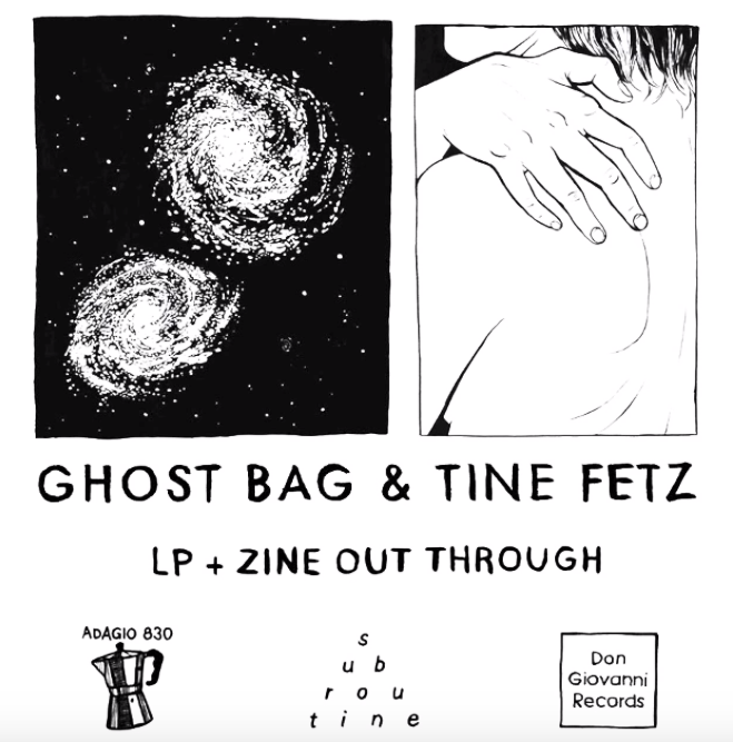 GHOST BAG and Tine Fetz'