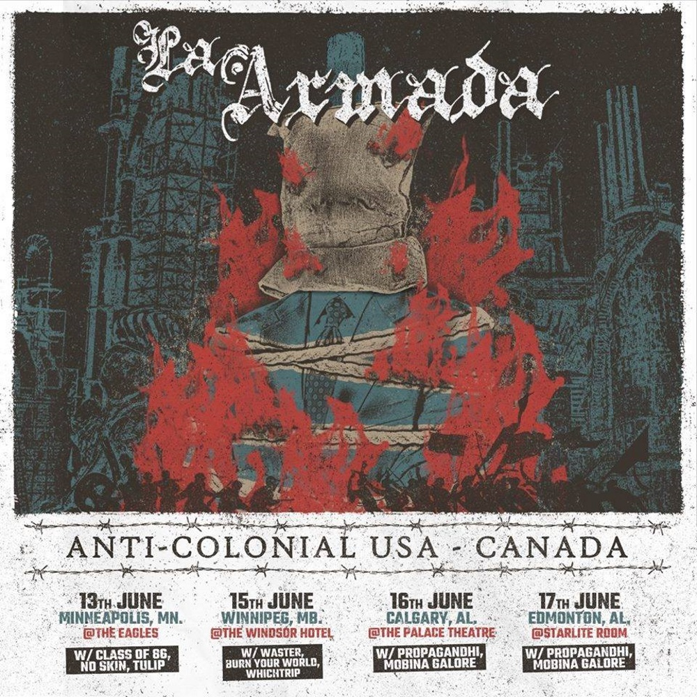 LA ARMADA shows!
