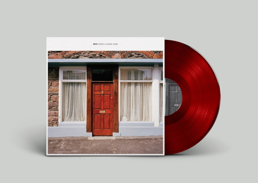 ROPE LP red