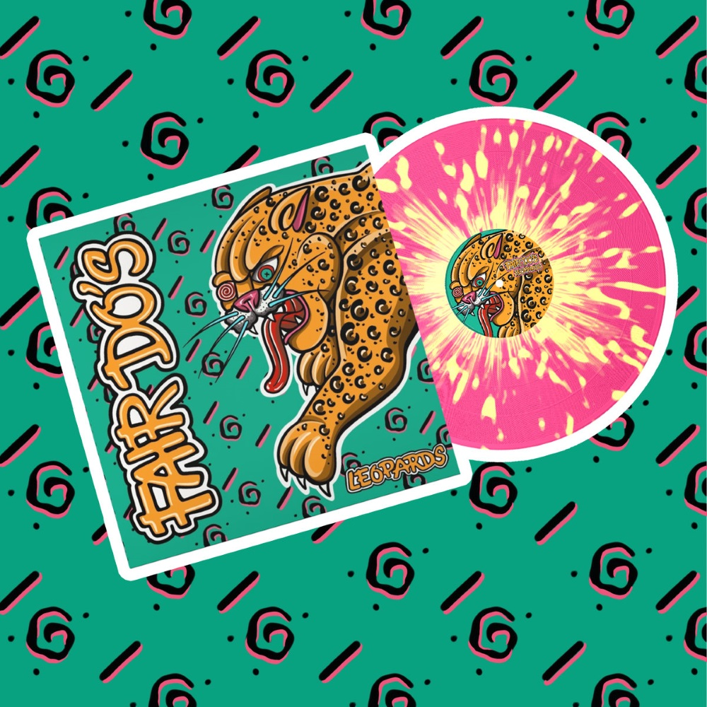 LEOPARDS LP!