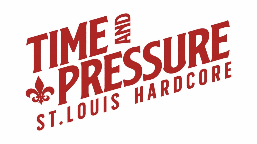 TIME AND PRESSURE logo