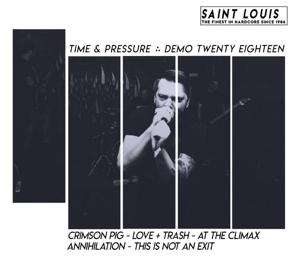 TIME AND PRESSURE