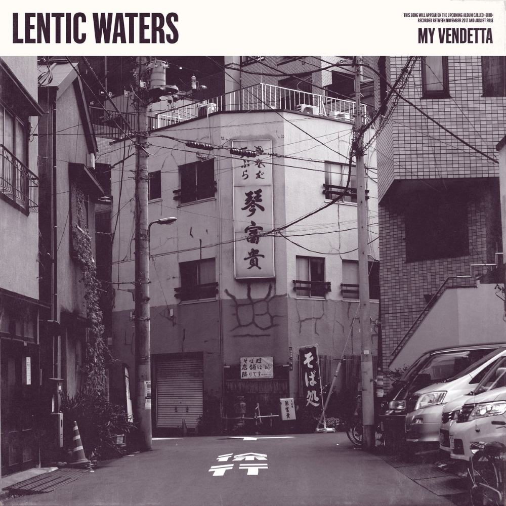 LENTIC WATERS cover