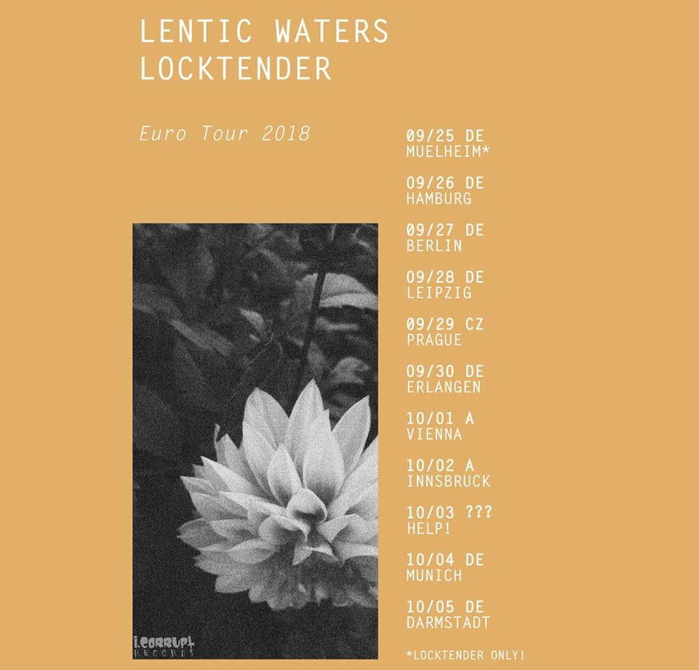 LENTIC WATERS! tour