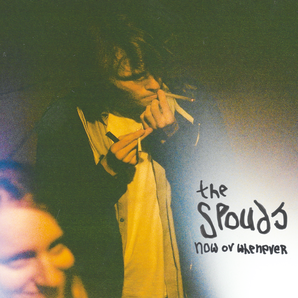 THE SPOUDS cover