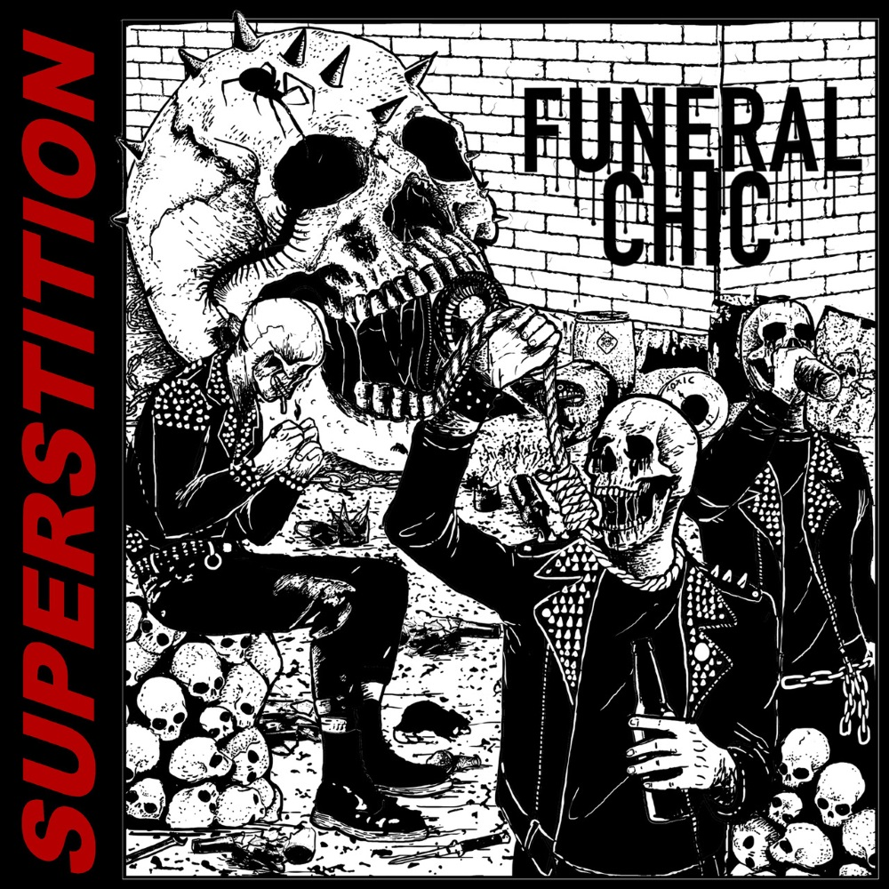 FUNERAL CHIC cover