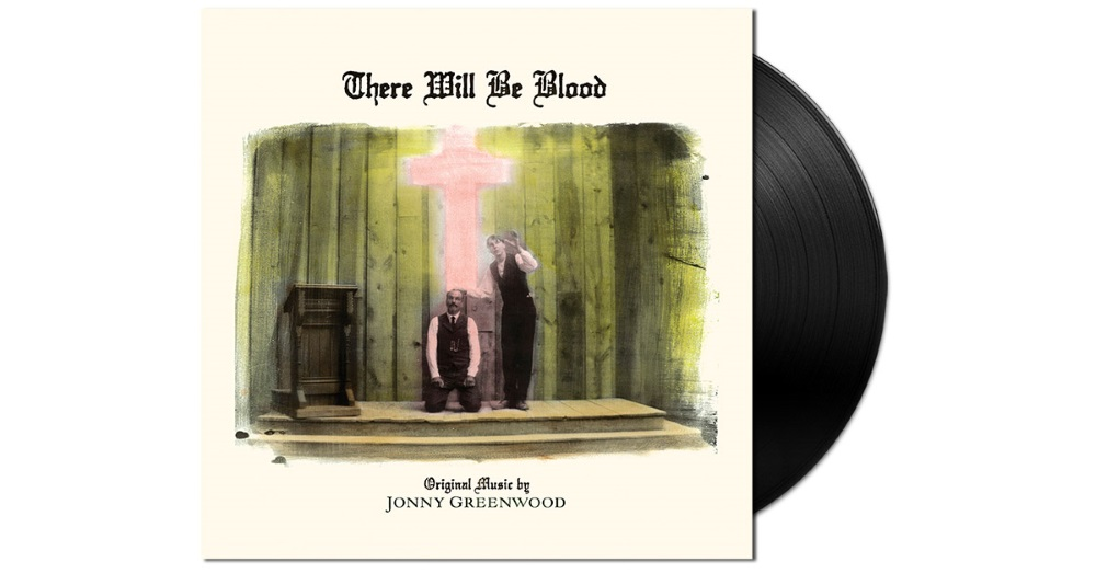 There Will Be Blood soundtrack vinyl