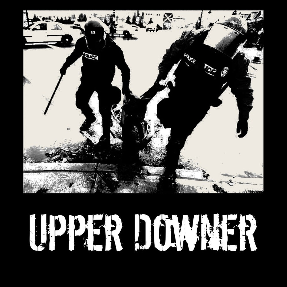 UPPER DOWNER! cover
