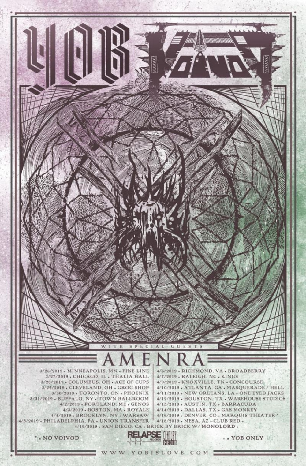 AMENRA tour