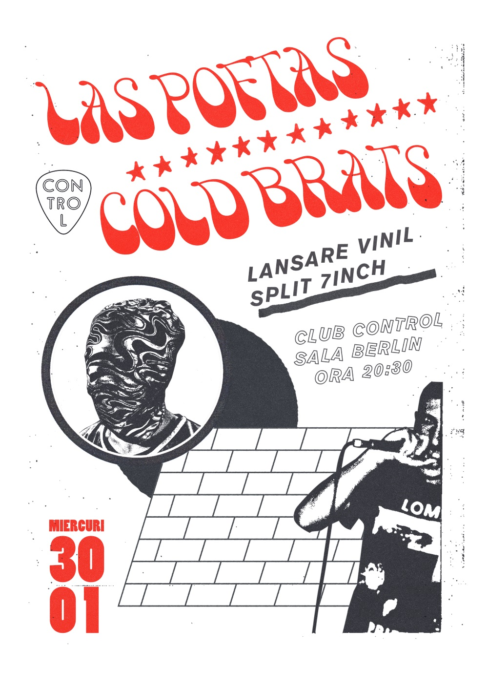 COLD BRATS release show