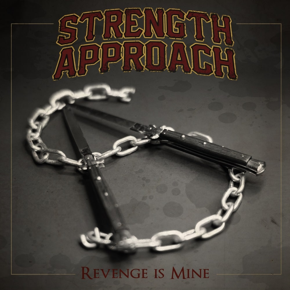 STRENGTH APPROACH cover