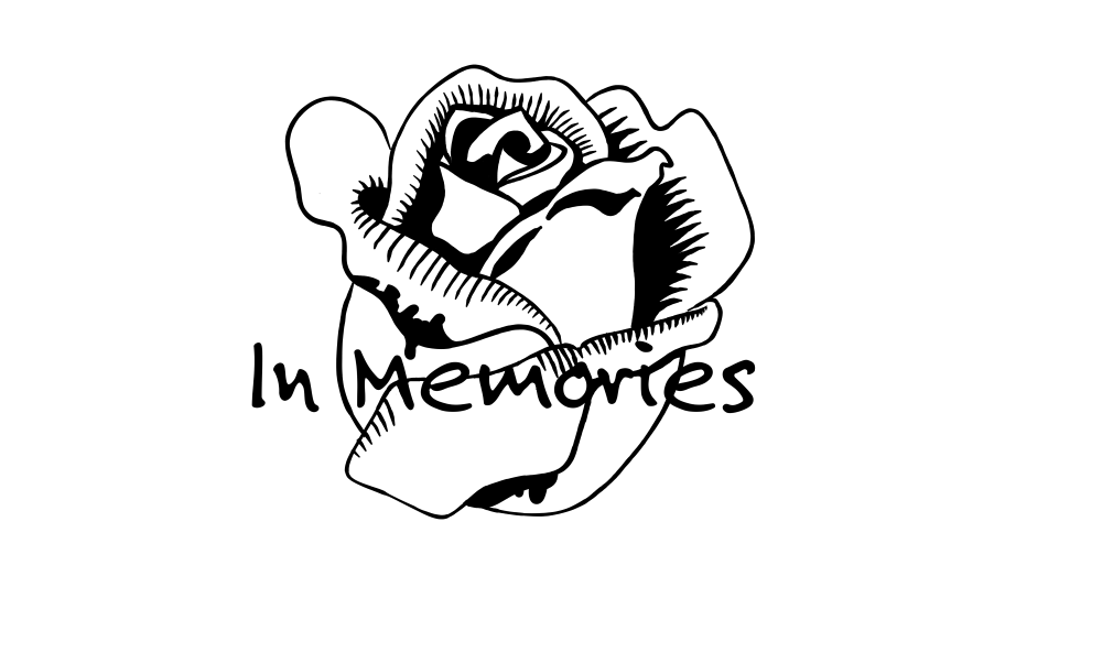 IN MEMORIES logo