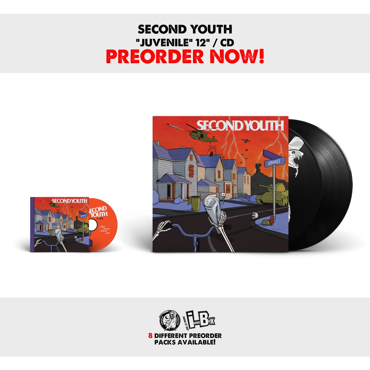 SECOND YOUTH promo