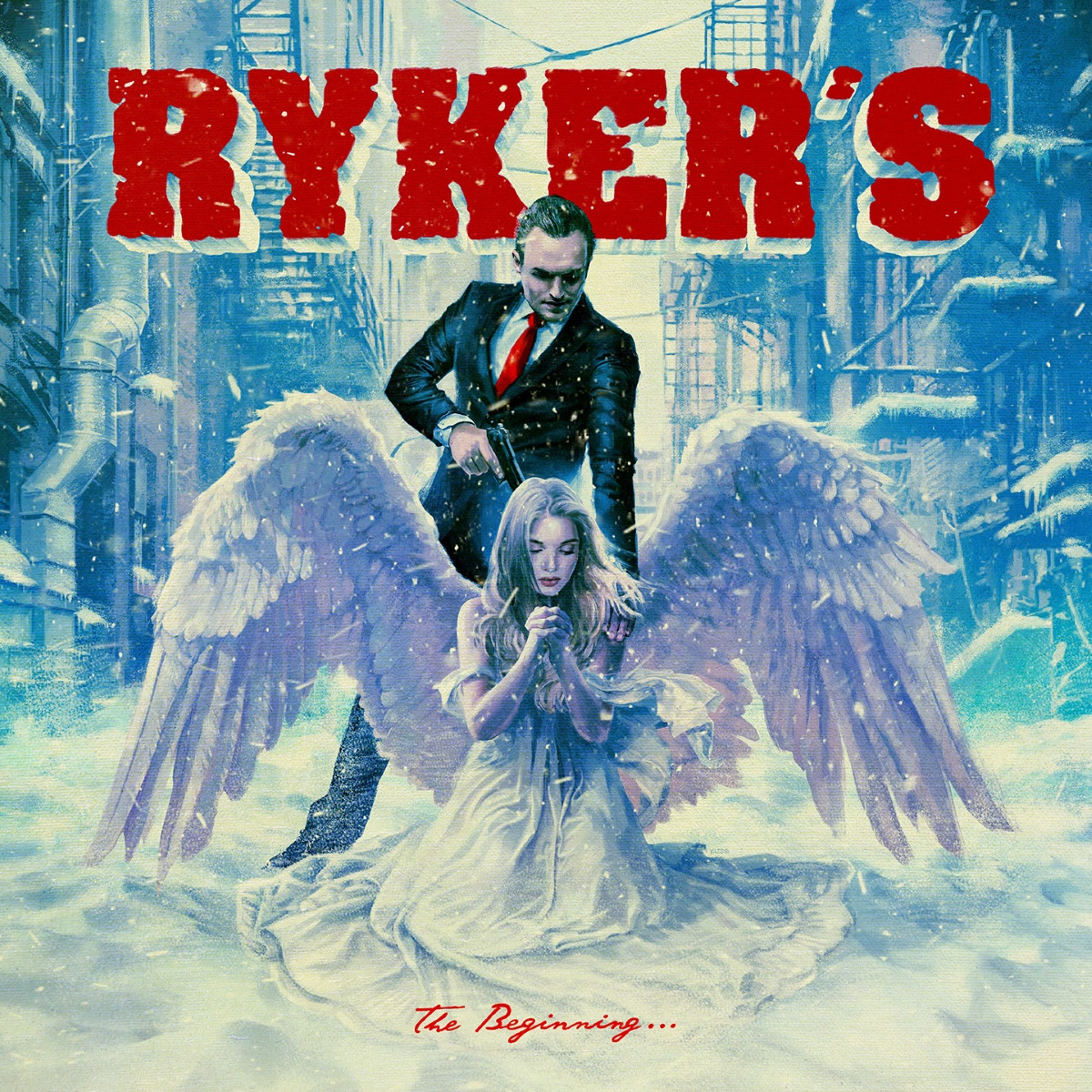 RYKERS cover