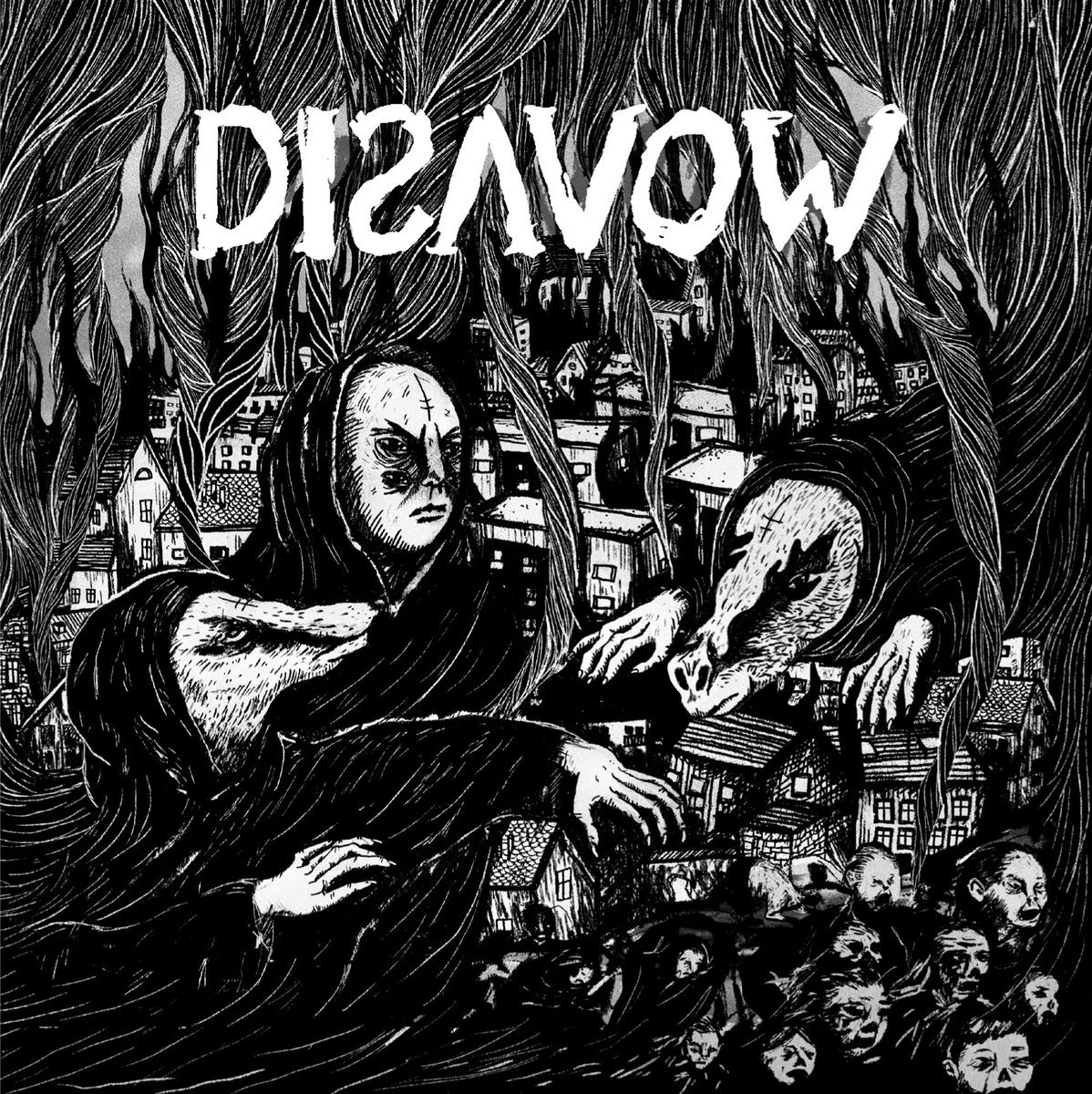 DISAVOW cover