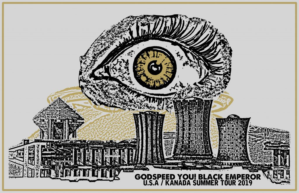 Godspeed You! Black Emperor Announce North American and European Tour Dates for Summer and Fall 2019