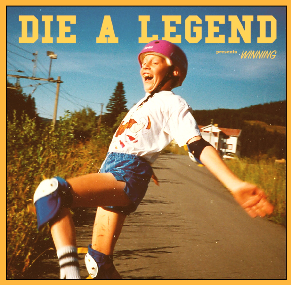 DIE A LEGEND cover