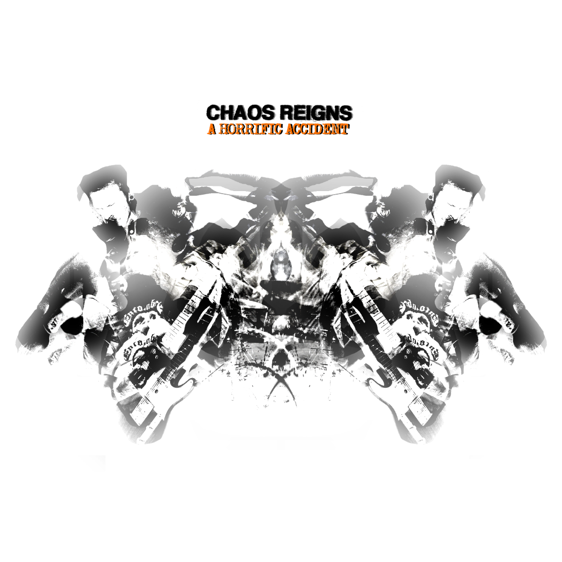 CHAOS REIGNS cover