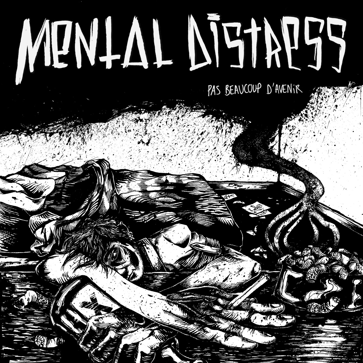 MENTAL DISTRESS cover