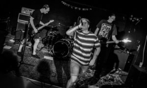 MENTAL DISTRESS band live by Chuul Webzine