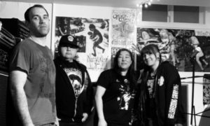 Oregon Hardcore Punk Outfit CLITERATI release Ugly Truths - Beautiful Lies LP on Tankcrimes