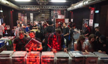 Record Fair - Underground Europe
