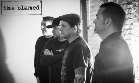 THE BLAMED band