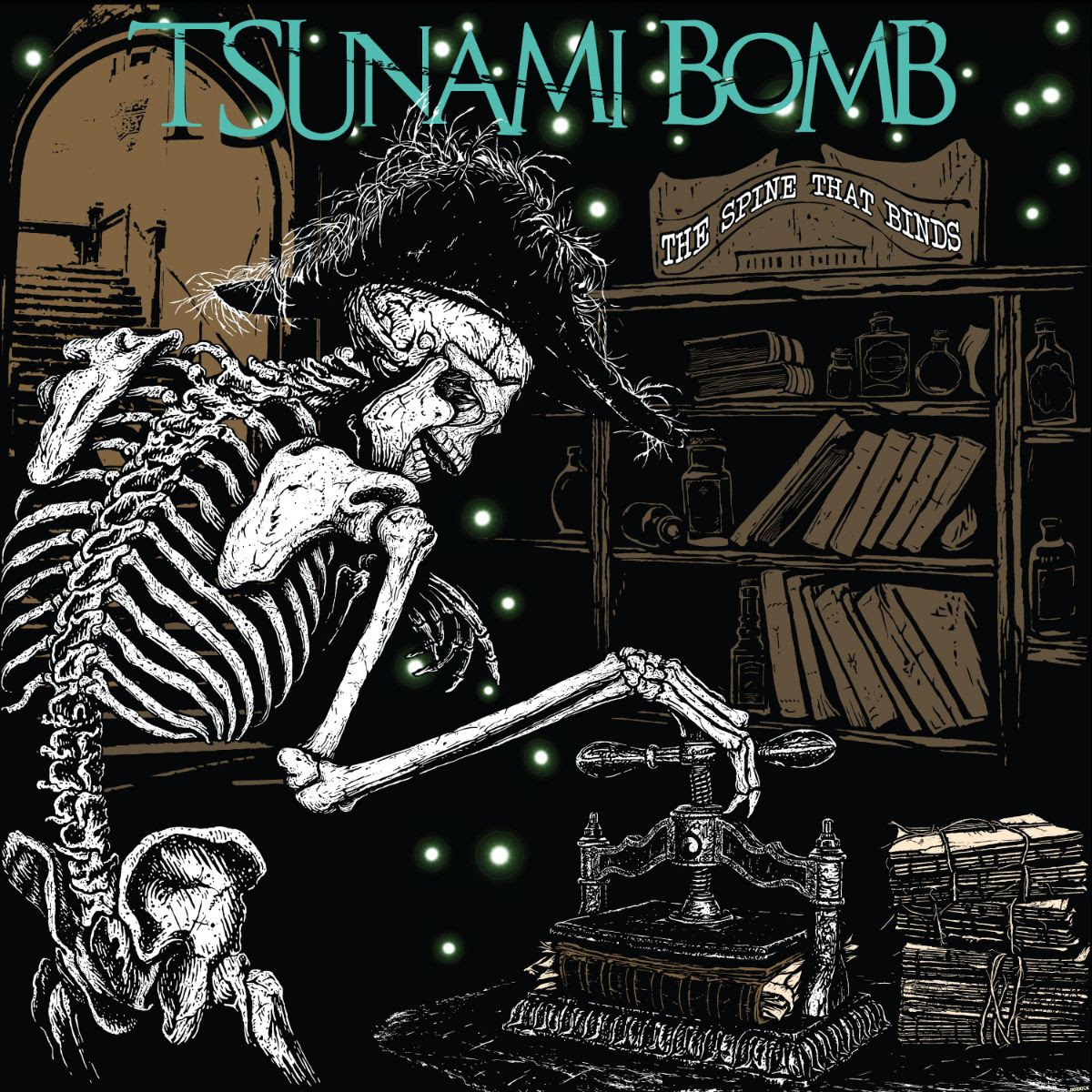 TSUNAMI BOMB new album 2019