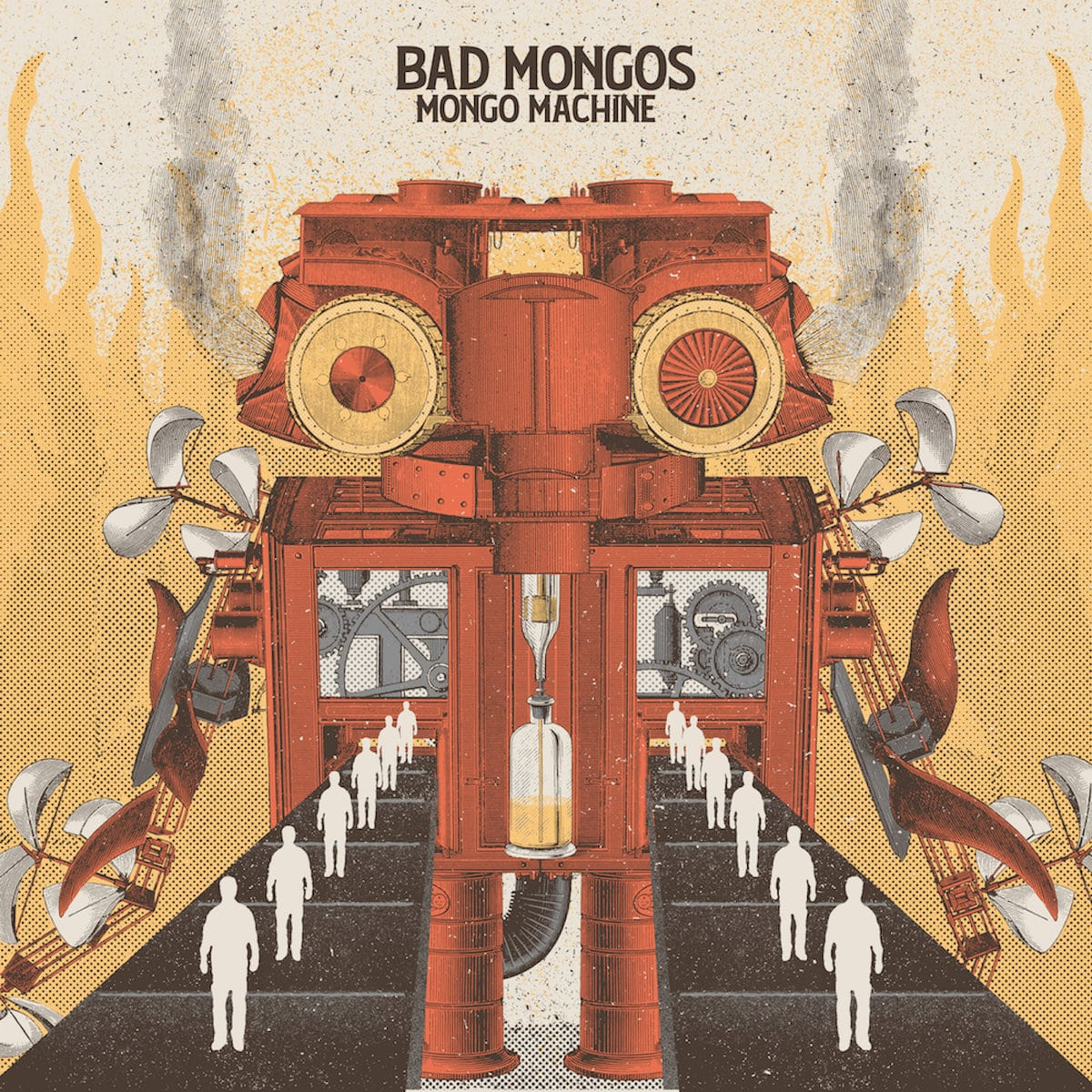 BCore Disc BAD MONGOS