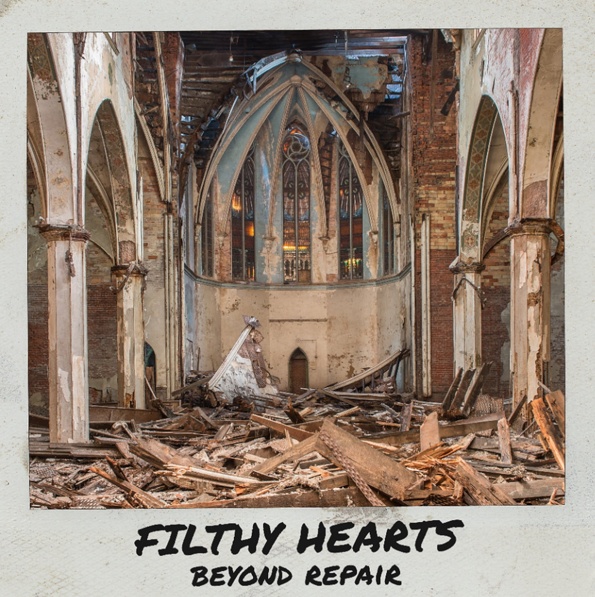 FILTHY HEARTS cover