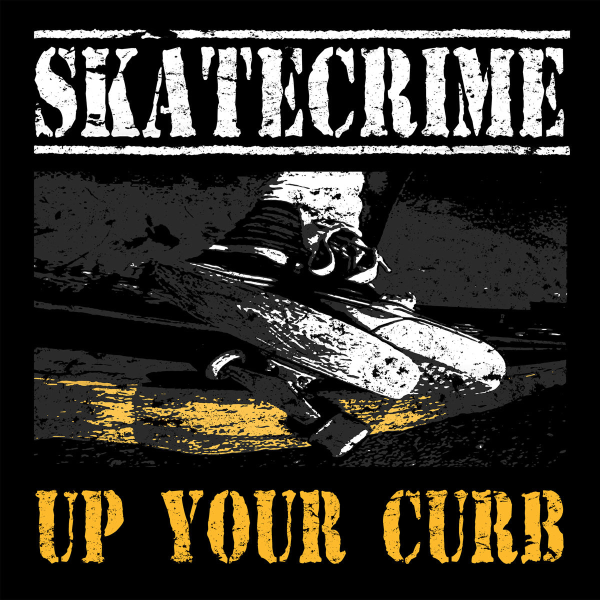SKATECRIME band cover