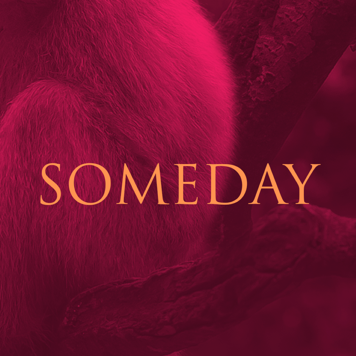 SOmeday artwork by DEATH MACHINE